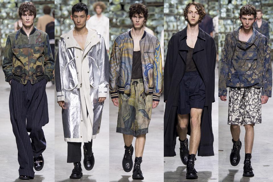 dries van noten paris fashion week homme