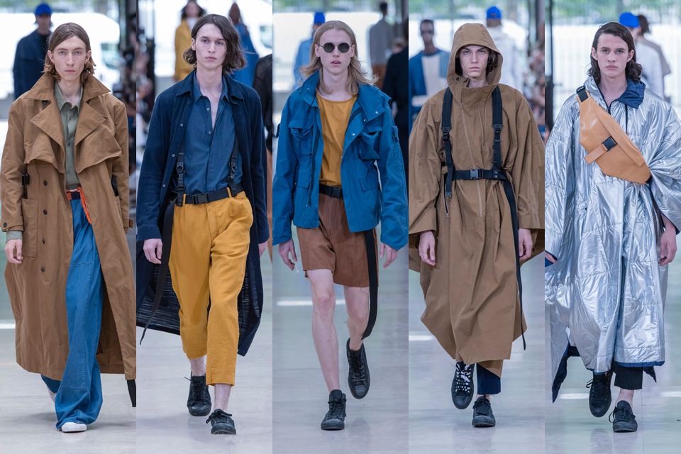 etudes studio paris fashion week homme