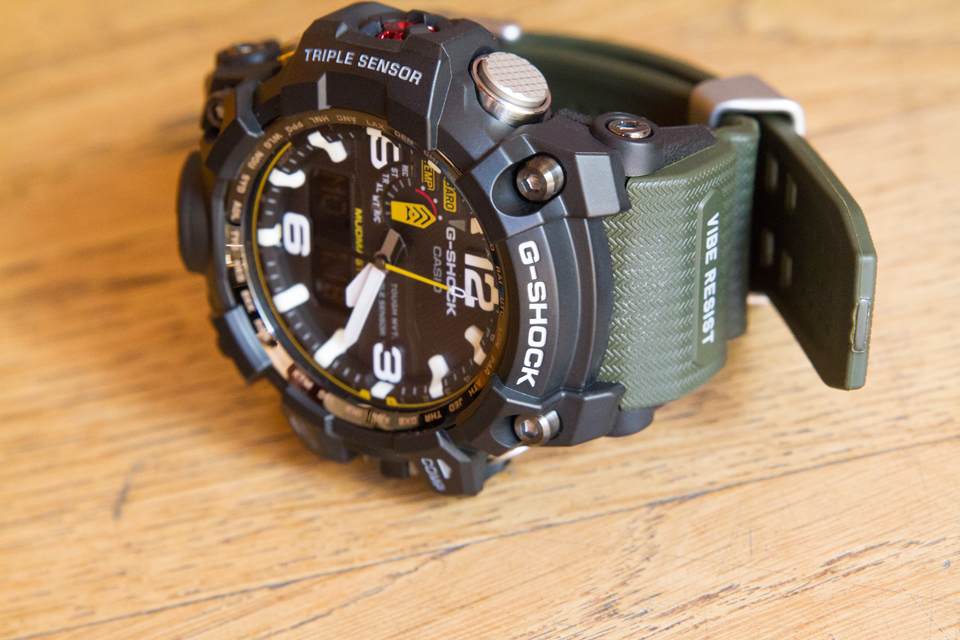 G-shock Casio avis