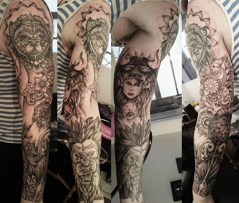 10 tatoueurs à connaître sur lyon