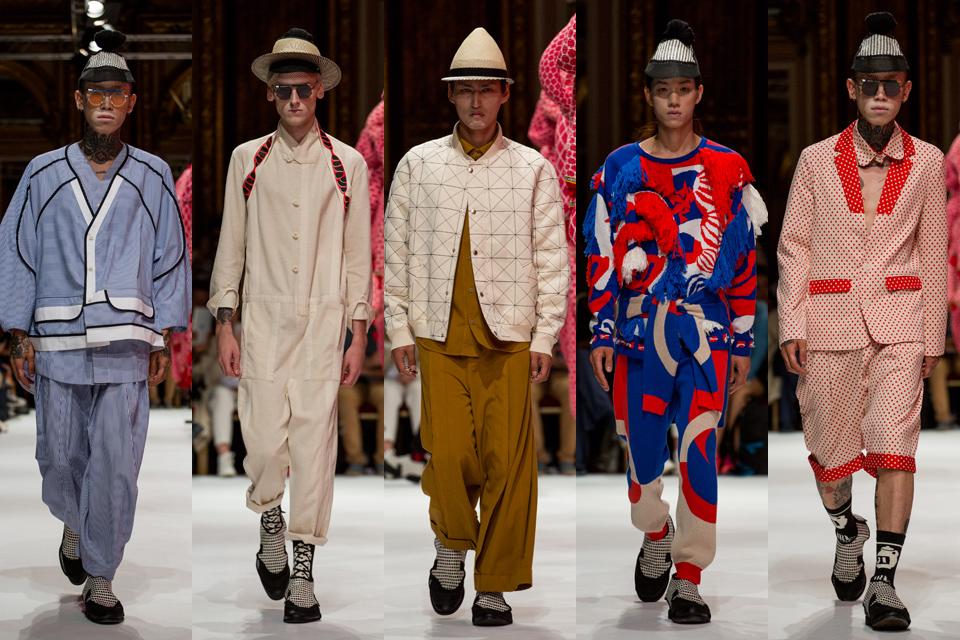 henrik vibskov paris fashion week paris
