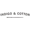 indigo and cotton