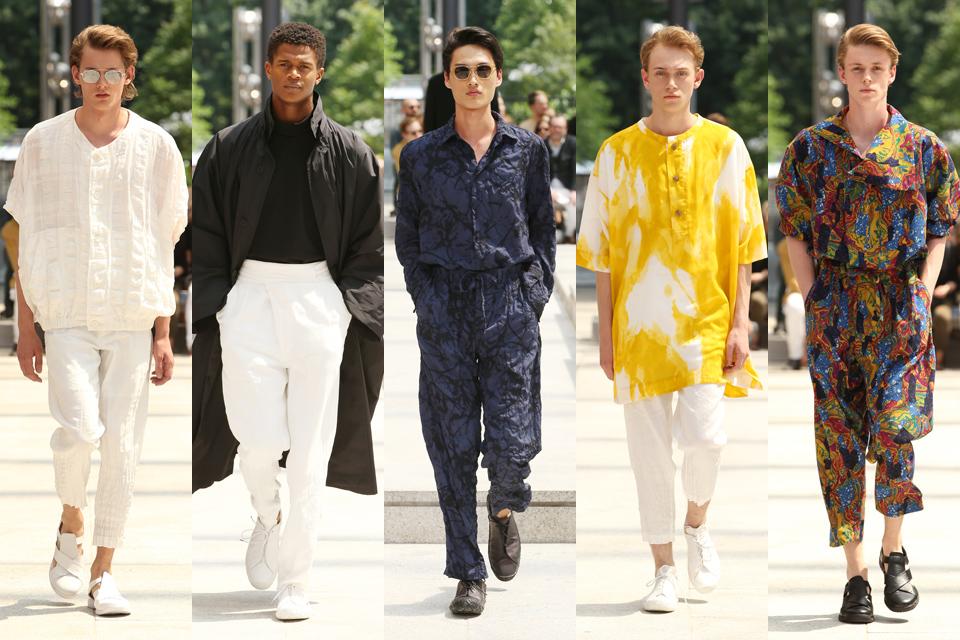 issey miyake paris fashion week homme