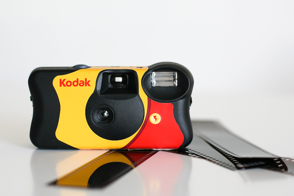 kodak fun jetable