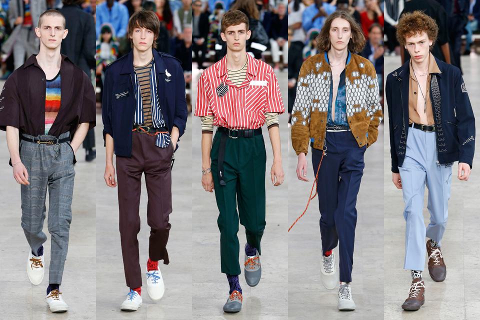 lanvin paris fashion week homme