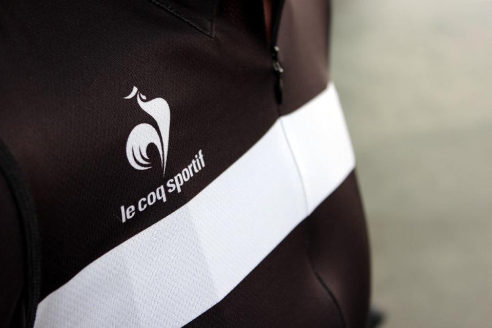 le coq sportif jersey vélo look cyle