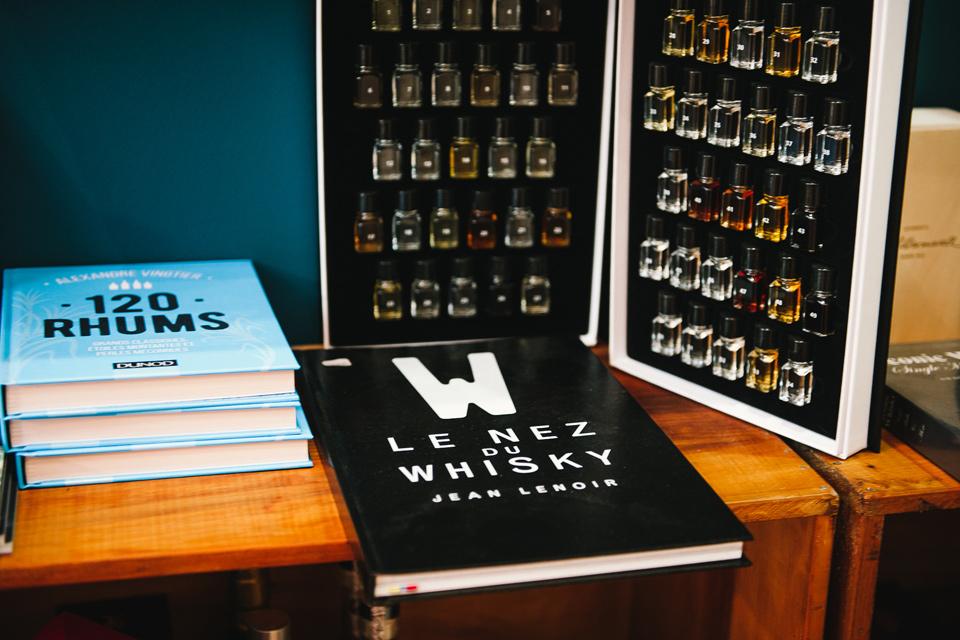 le nez du whisky