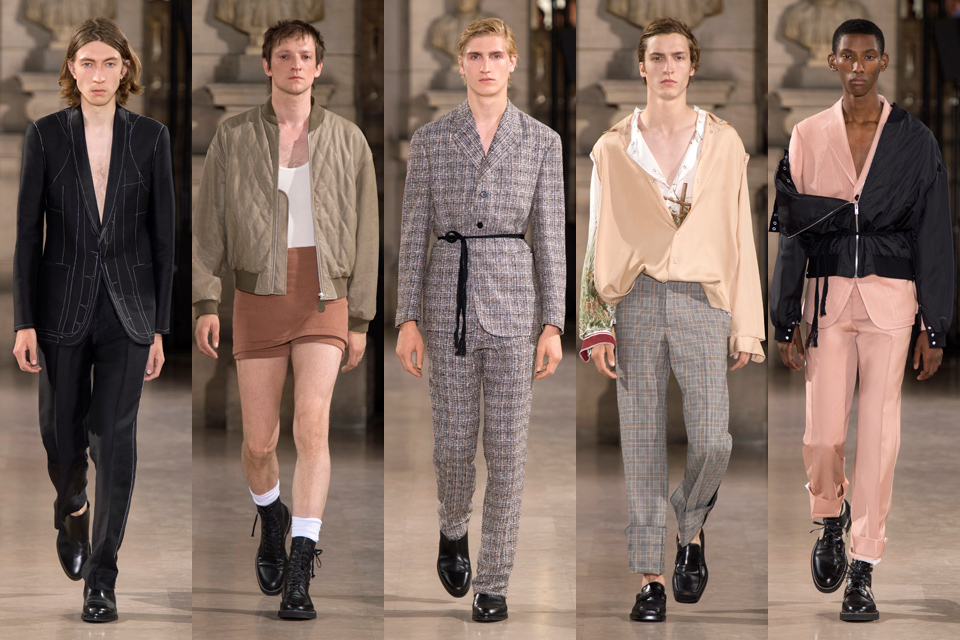 maison margiela paris fashion week homme