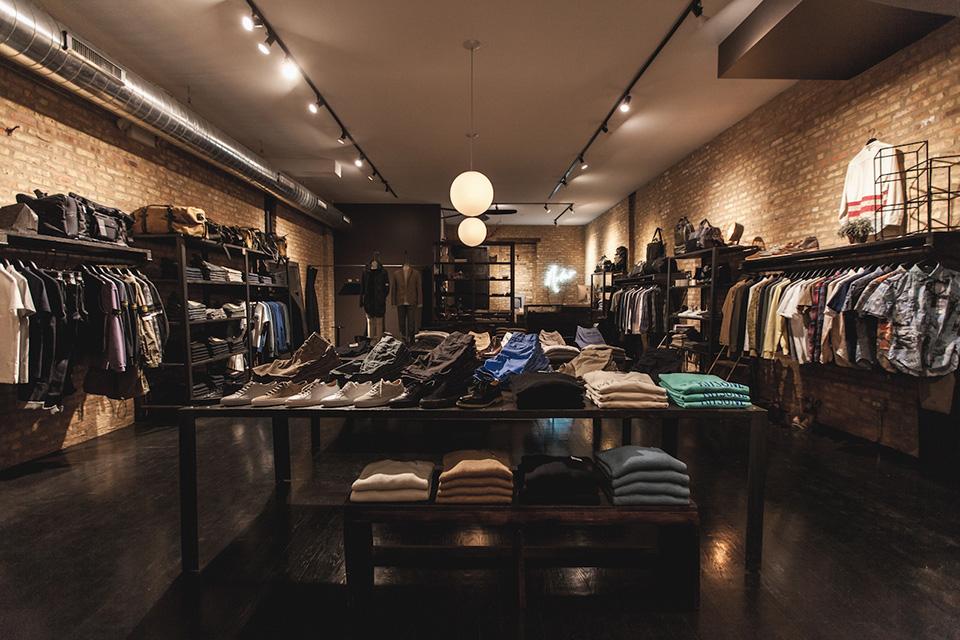 notre shop store boutique