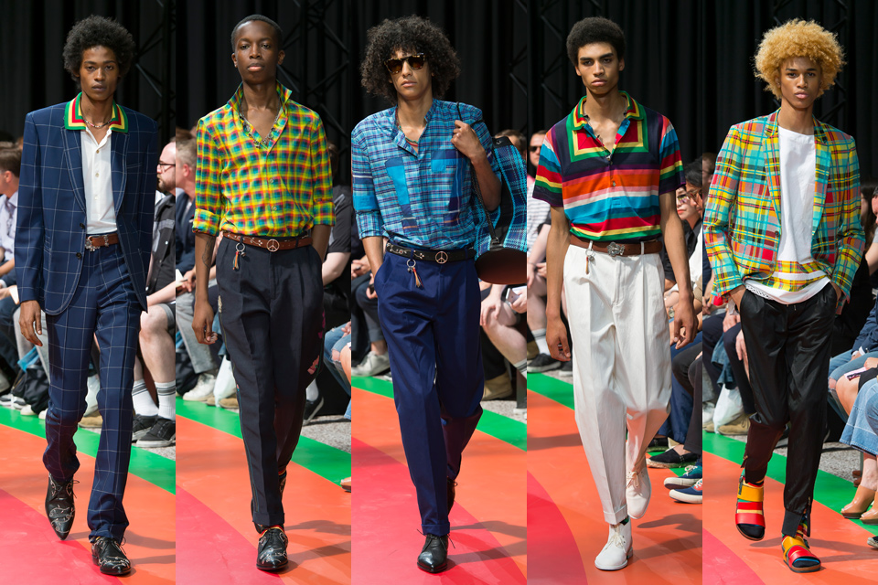 paul smith paris fashion week homme