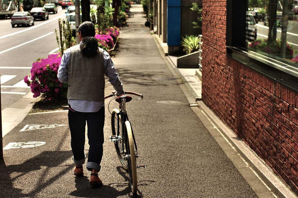 pedaled lookbook hideto suzuki