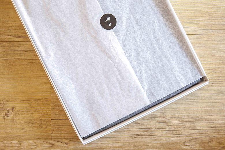 Polo Fangio Papier soie