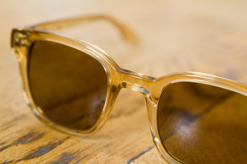 Pont lunettes vinyl factory