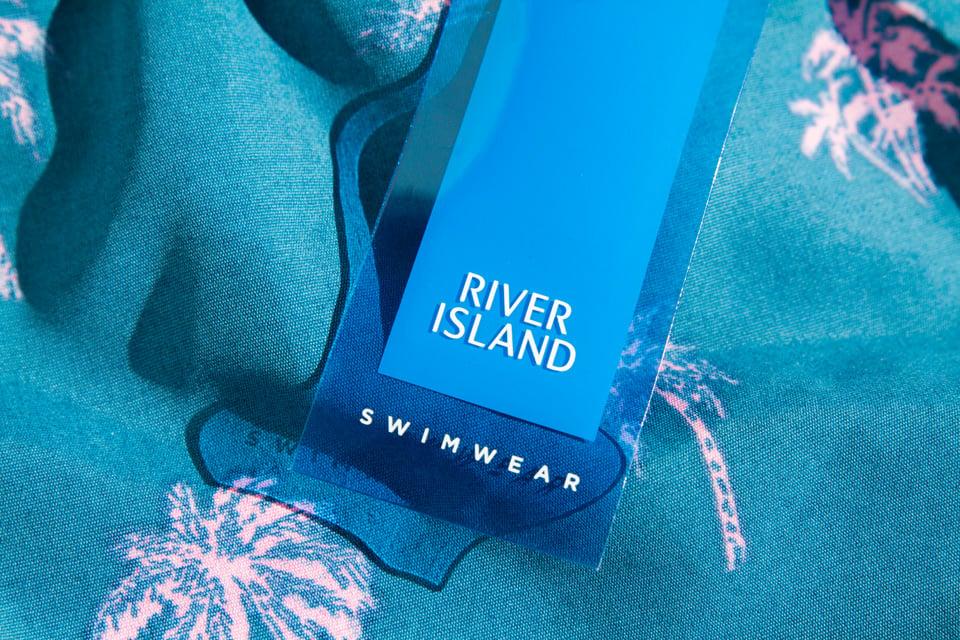 River Island marque mode pas chere