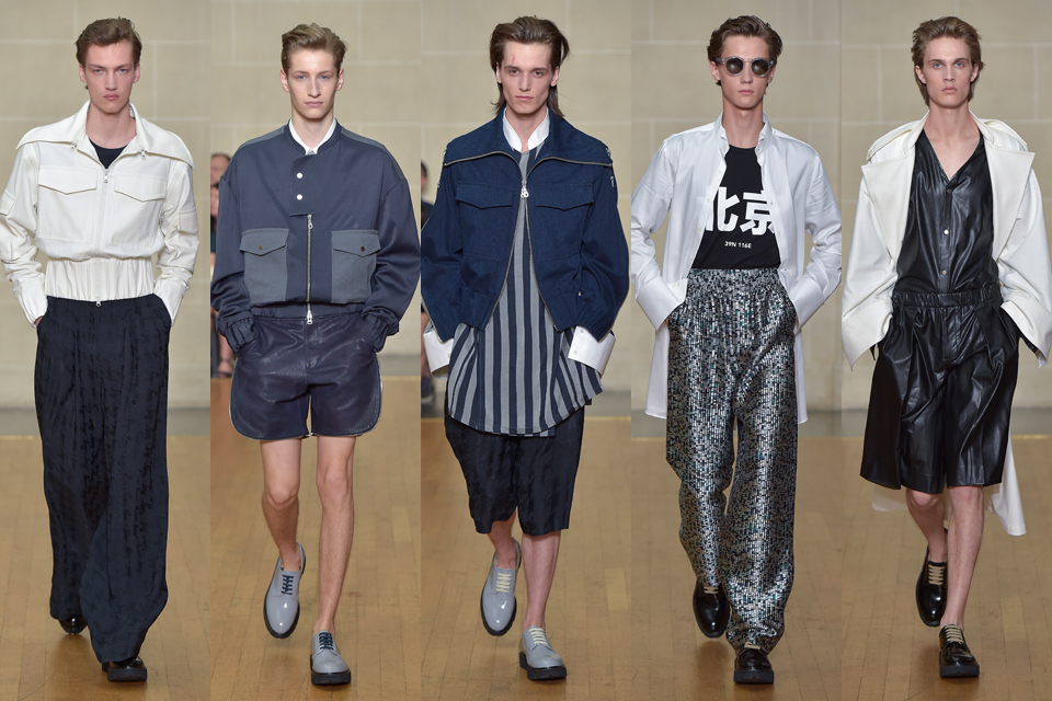 sean suen paris fashion week homme