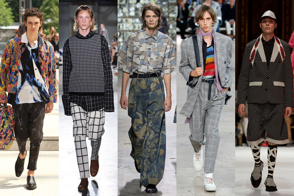 tendances homme paris fashion-week paris