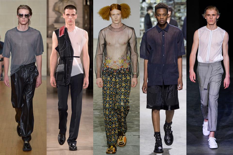 transparent paris fashion week homme