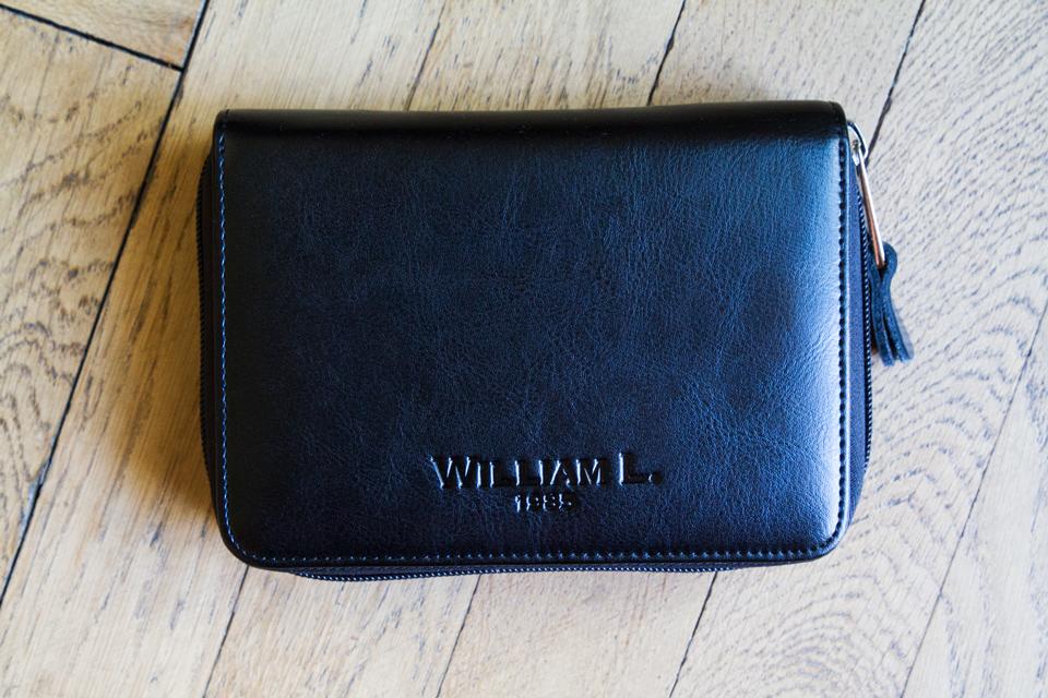 Travel Bag William L. 1985