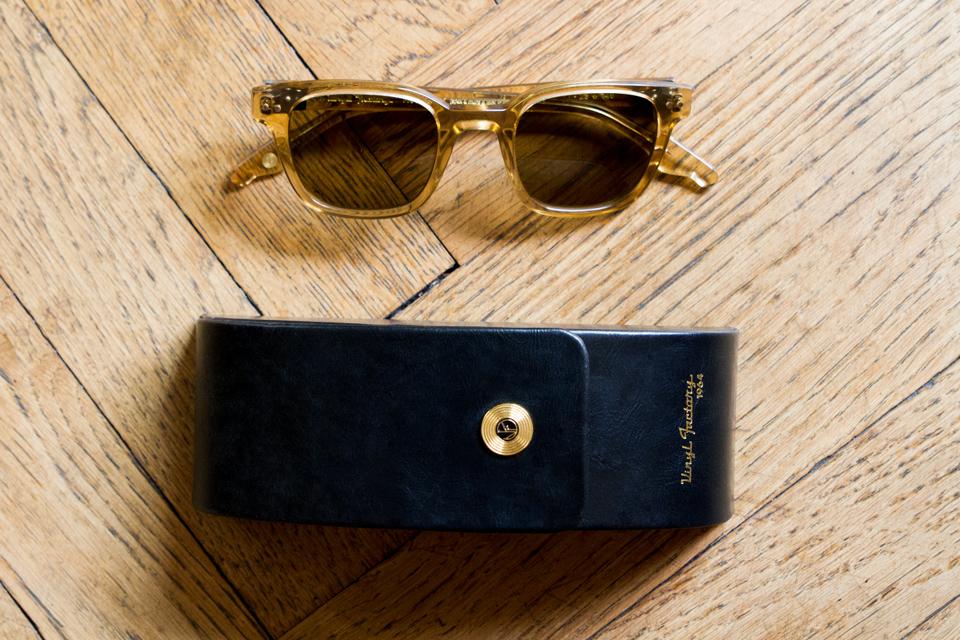 Vinyl Factory Coleman lunettes