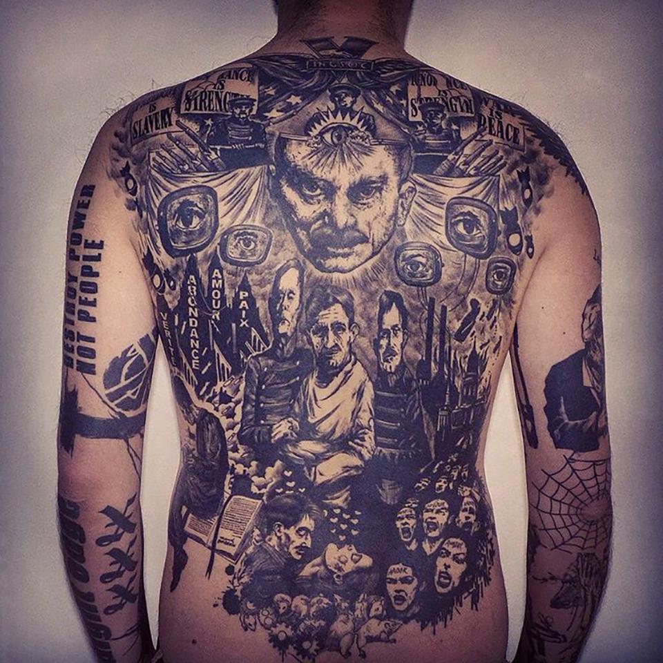 tattoo lyon