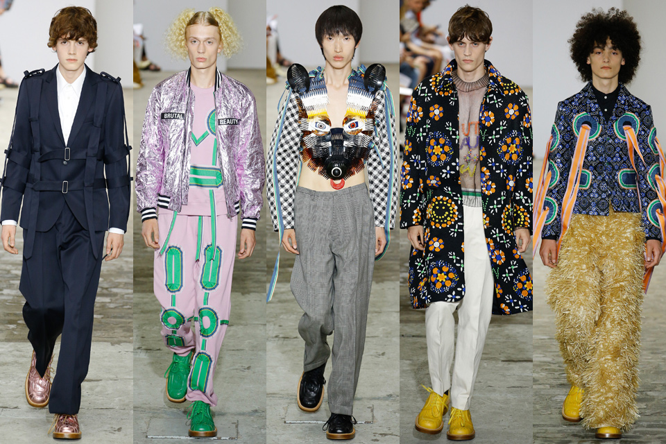 walter van beirendonck paris fashion week homme