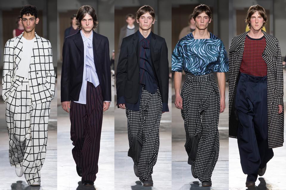 wooyoungmi paris fashion week homme