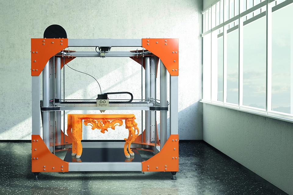 3D Printer Big