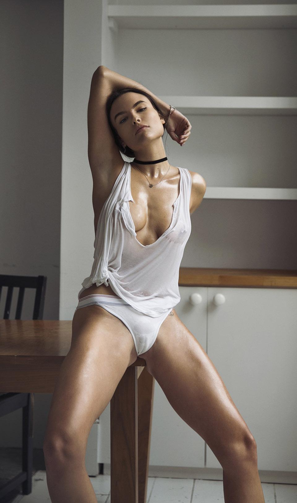 Alejandro Pereira Beki Adams breast