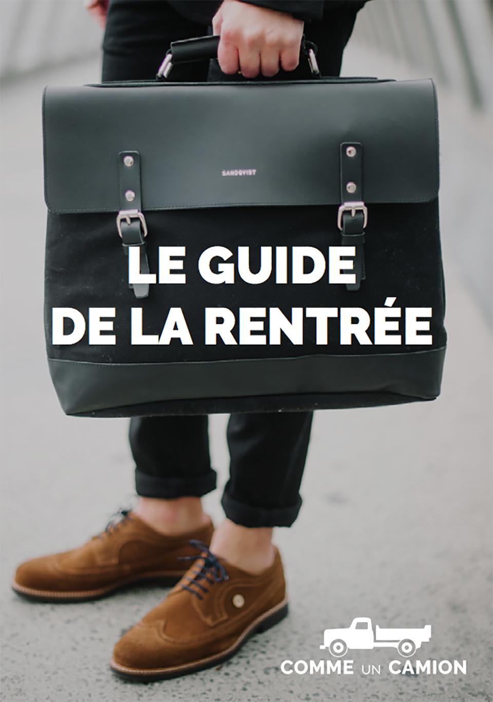 Guide rentrée Cover
