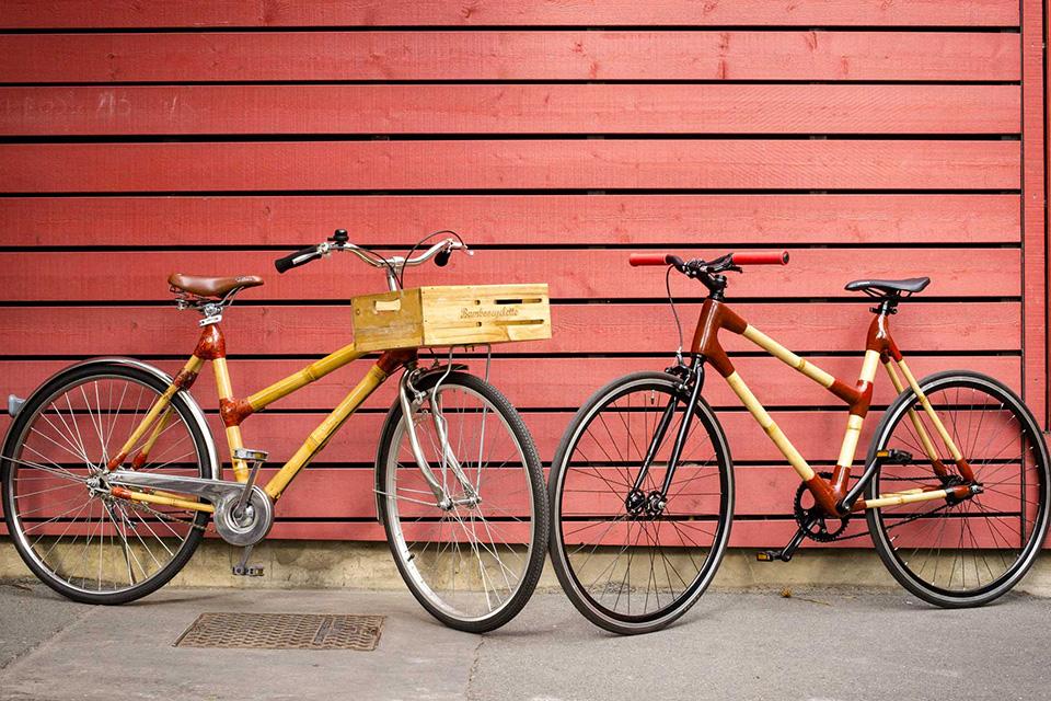 bamboocyclette velo bike