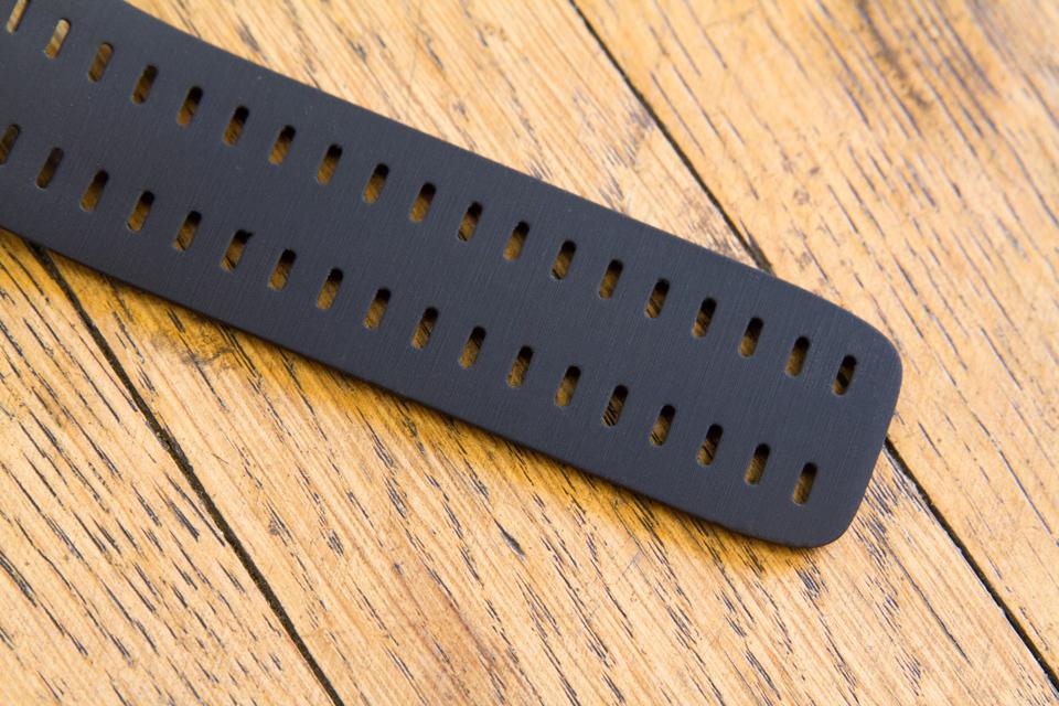 bracelet silicone montre connectee