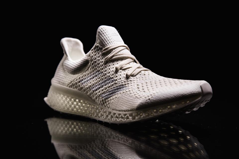 chaussure adidas imprimante 3D print