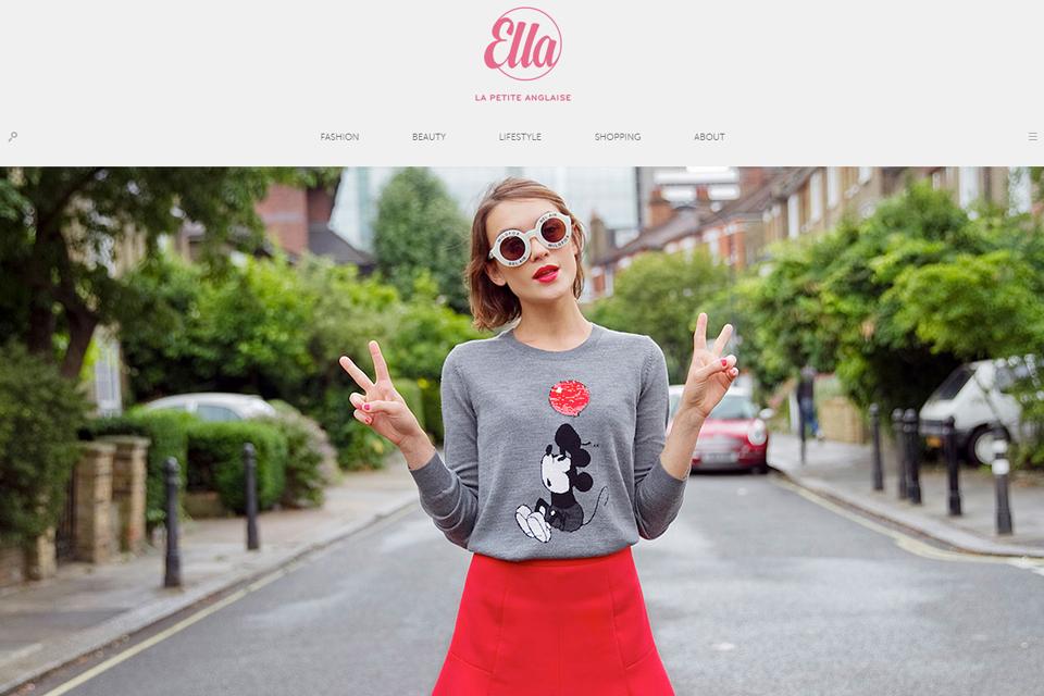 ella la petite anglaise blog