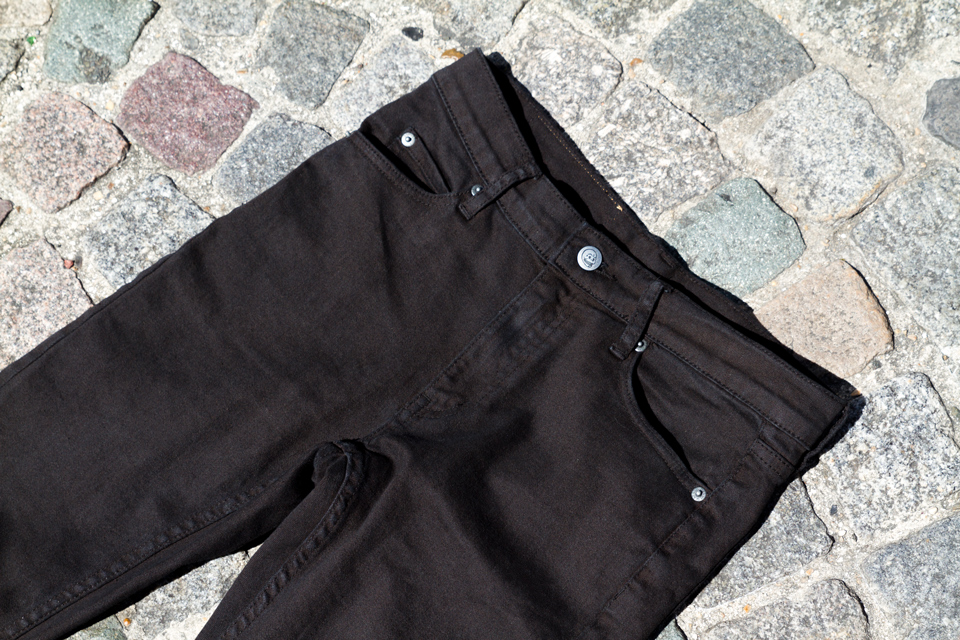 jeans cheap monday homme noir