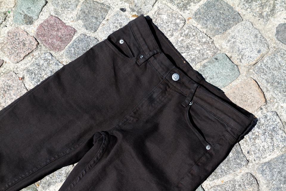 jeans cheap monday homme noir