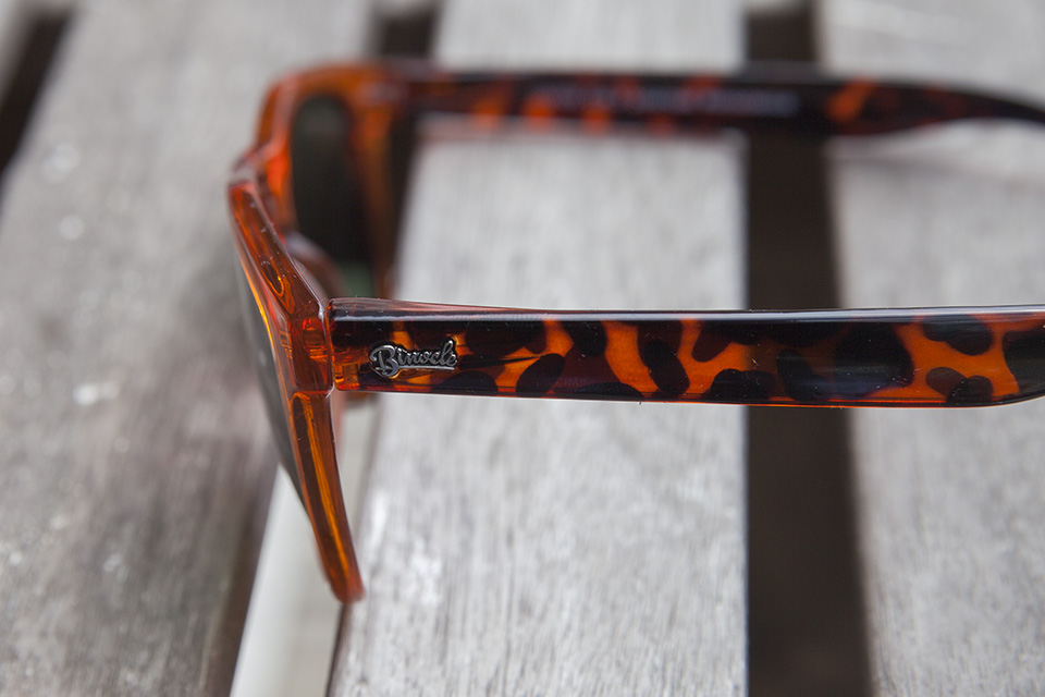 lunettes binocle france branche logo