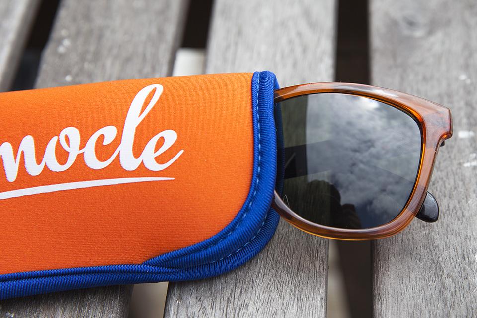 lunettes binocle france pochette monture branche