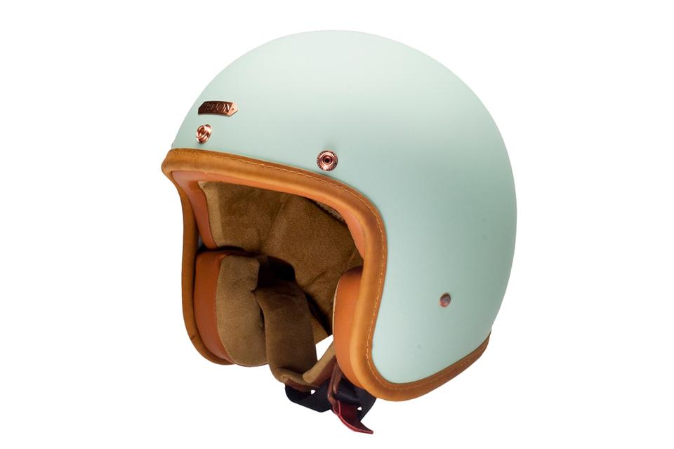 moto scooter casque hedonist