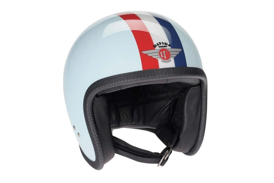 moto scooter casque helmet vespa city davida speedster