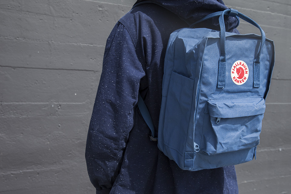 sac fjallraven kanken swedish dos cote