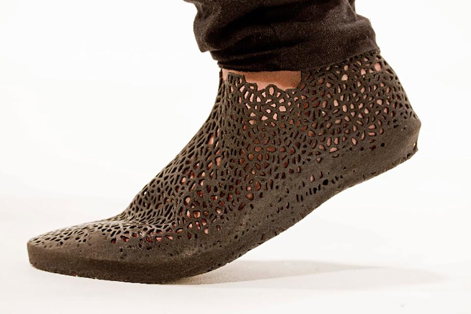 shoes 3D print imprimante technologie