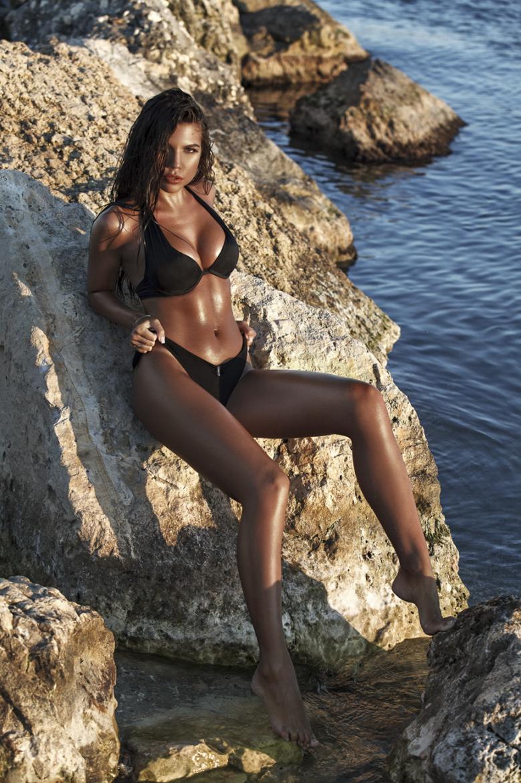 Madalina buftea romanian model