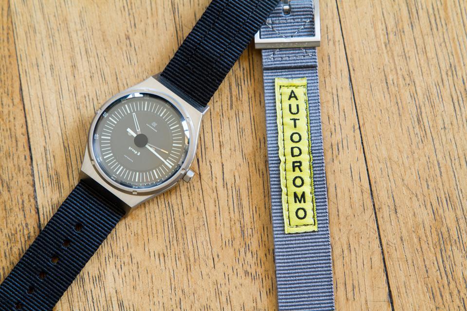 autodromo watch straps