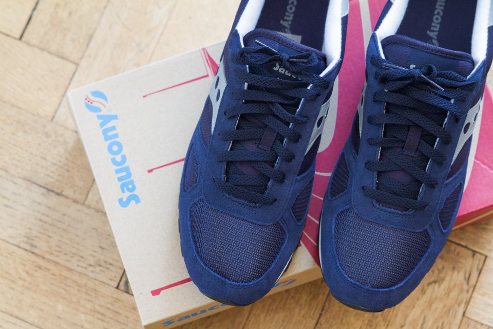 baskets Saucony Shadow Original