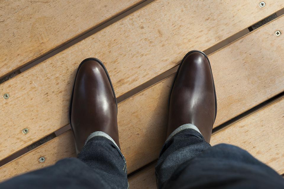 Essayage chelsea boots Bexley