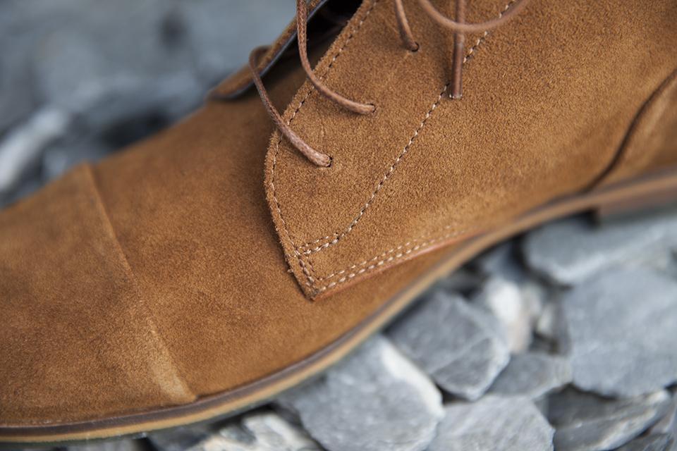 Boots Fleches de Phebus Thom Cuir