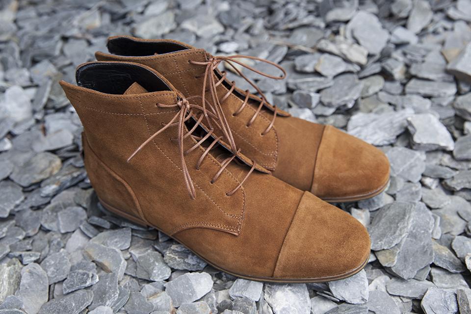 Boots Fleches de Phebus Thom