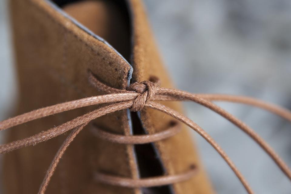 Boots Fleches de Phebus Thom noeud