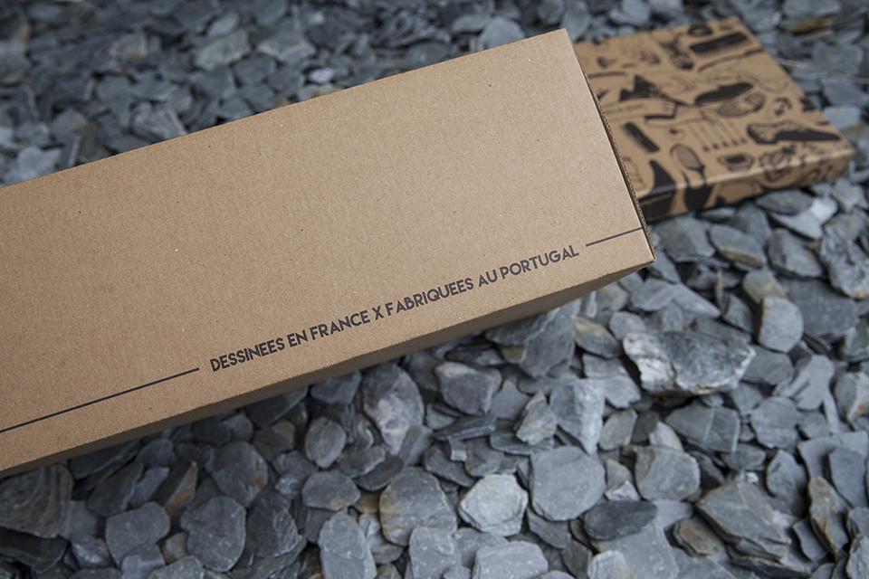 Boots Fleches de Phebus Thom Packaging