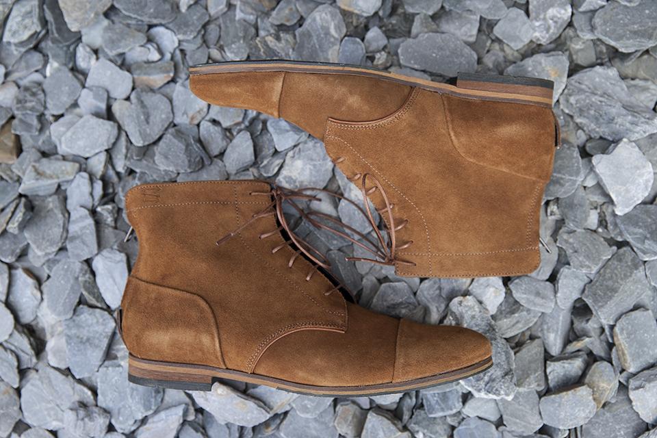 Boots Fleches de Phebus Thom paire